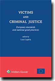 Victims and criminal justice