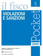 Violazioni e sanzioni 2020