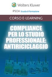 Webinar - Antiriciclaggio per lo studio professionale (crediti obbligatori)