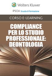 Webinar - Deontologia per lo studio professionale (crediti obbligatori)