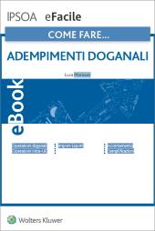 eBook - Adempimenti doganali