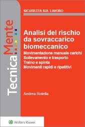 eBook: Analisi del rischio da sovraccarico biomeccanico - Movimentazione manuale carichi