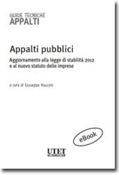 eBook - Appalti pubblici