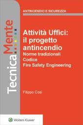 eBook - Attività Uffici: il progetto antincendio