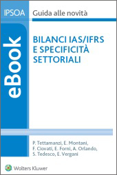 eBook - Bilanci IAS/IFRS e specificità settoriali
