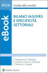 eBook - Bilanci IAS/IFRS e specificità settoriali