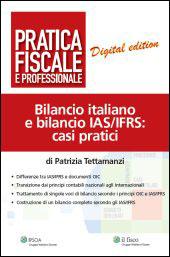 eBook - Bilancio Italiano e Bilancio IAS/IFRS: casi pratici