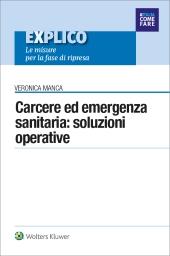 eBook - Carcere ed emergenza sanitaria: soluzioni operative