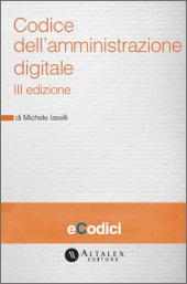 eBook - Codice dell'amministrazione digitale