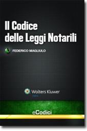 eBook - Codice delle Leggi Notarili