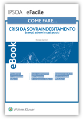 eBook - Come fare... Crisi da sovraindebitamento