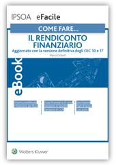 eBook - Come fare... Il Rendiconto Finanziario