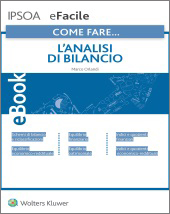 eBook - Come fare... L'analisi di bilancio