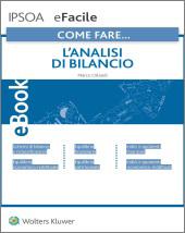 eBook - Come fare... L'analisi di bilancio