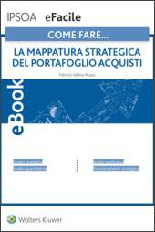 eBook - Come fare... La mappatura strategica del portafoglio acquisti