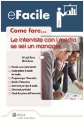 eBook - Come fare... Le interviste con i media se sei un manager