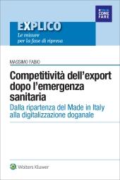eBook - Competitività dell'Export dopo l'emergenza sanitaria