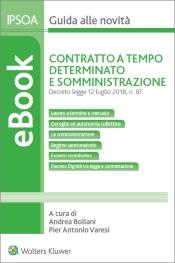 eBook - Contratto  a tempo determinato  e somministrazione