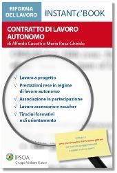 eBook - Contratto di lavoro autonomo