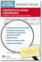 eBook - Contratto di lavoro subordinato