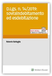 eBook - D.LGS. N. 14/2019: Sovraindebitamento ed Esdebitazione