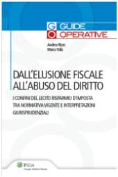 eBook - Dall'elusione fiscale all'abuso del diritto