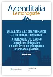 eBook - Dalla lotta alle discriminazioni ad un modello proattivo di benessere sul lavoro