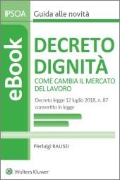 eBook - Decreto Dignità. Come cambia il mercato del lavoro