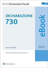 eBook - Dichiarazione 730/2021