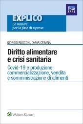 eBook - Diritto alimentare e crisi sanitaria