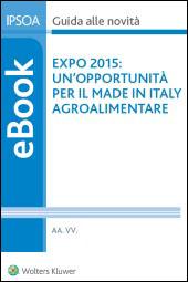 eBook - EXPO 2015: un'opportunità per il Made in Italy agroalimentare