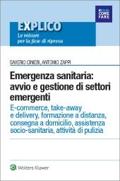 eBook - Emergenza sanitaria: avvio e gestione di settori emergenti