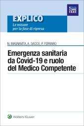 eBook - Emergenza sanitaria da Covid-19 e ruolo del Medico Competente