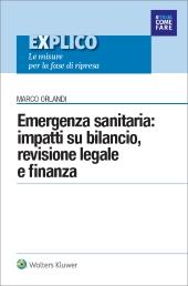 eBook - Emergenza sanitaria: impatti su bilancio, revisione legale e finanza
