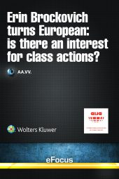 eBook - Erin Brockovich turns European: is there an interest for class actions?