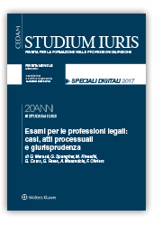 eBook - Esami per le professioni legali: casi, atti processuali e giurisprudenza