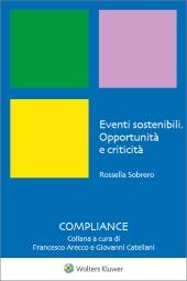 eBook - Eventi sostenibili.  Opportunità  e criticità