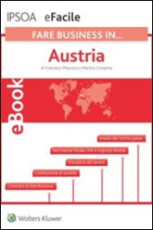 eBook - Fare Business in... Austria