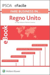 eBook - Fare Business in... Regno Unito