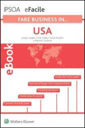 eBook - Fare Business in... Usa