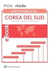 eBook - Fare business in... Corea del Sud