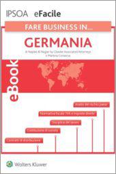 eBook - Fare business in... Germania