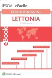 eBook - Fare business in... Lettonia