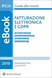 eBook Fatturazione Elettronica e Gdpr