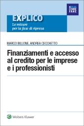 eBook - Finanziamenti e accesso al credito per le imprese e i professionisti