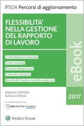 eBook - Flessibilità nella gestione del rapporto di lavoro