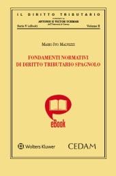 eBook - Fondamenti normativi di diritto tributario spagnolo