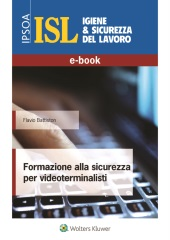 eBook - Formazione alla sicurezza per videoterminalisti