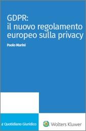 eBook GDPR: il nuovo regolamento europeo sulla Privacy