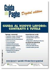 eBook - Guida al nuovo lavoro: contratti e tutele